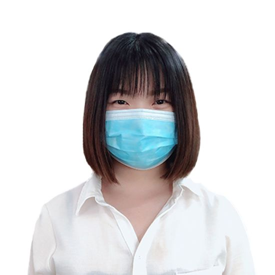 Free Shipping Wholesale Filter Anti Virus Dust Respirator Disposable 3ply Non-Woven KN95 Face Mask