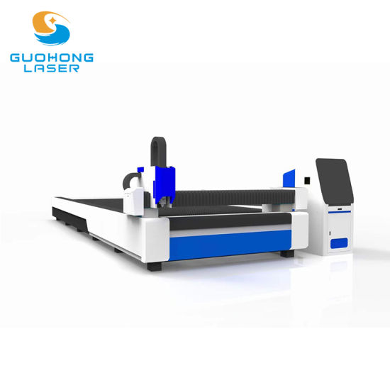 1000W/1500W/ 2000W CNC Metal Steel Sheet Metal Fiber Laser Cutting Machine for Stainless Steel Discount Price