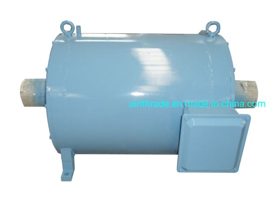 5kw 900rpm Customized Double Shaft Synchronous Permanent Magnet Generator Pmg