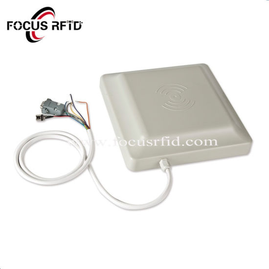 High Performance Fixed UHF Reader ISO18000-6c Protocol