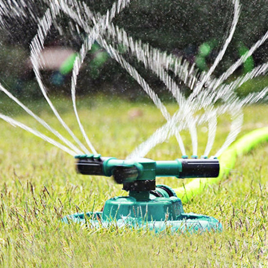 China Durable Rotary 3 Arm Sprinkler for Garden/Lawn Irrigation ...