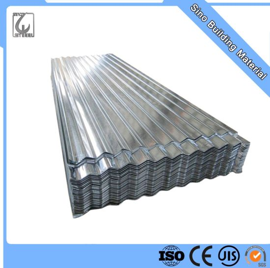 A653 Zinc Corrugated Galvanized Iron Roof Sheet Roofing Metal