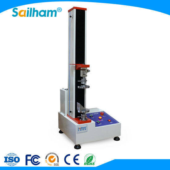 Universal Electronic Textile Tensile Strength Testing Machine Manufacturer pictures & photos