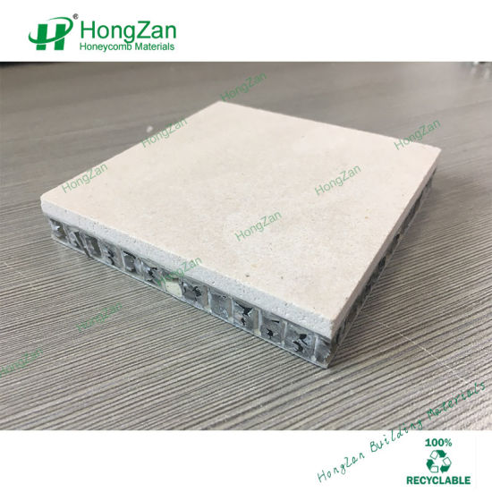 Thin Stone Panel Composited with Aluminum Honeycomb Panel pictures & photos