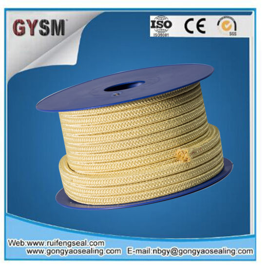 Yp010 Pure Aramid Fiber Packing Dupond Yarn pictures & photos