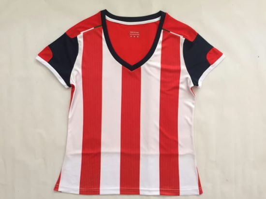 the latest 52aae 0eb0e China 2016 2017 Women Chivas Jerseys - China Chivas Red ...