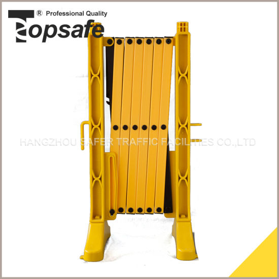 China heavy duty plastic expandable safety barrier s