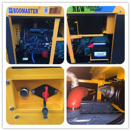 Powered by Cummins Engine 4b3.9g2 Global Warranty 16kw 20kVA Diesel Generating Set pictures & photos
