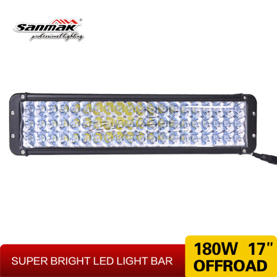 17′′ 180W Spot Beam LED Light Bar with Ce RoHS pictures & photos