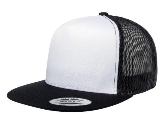 Custom Mesh Trucker Cap Fitted Snapback Hats