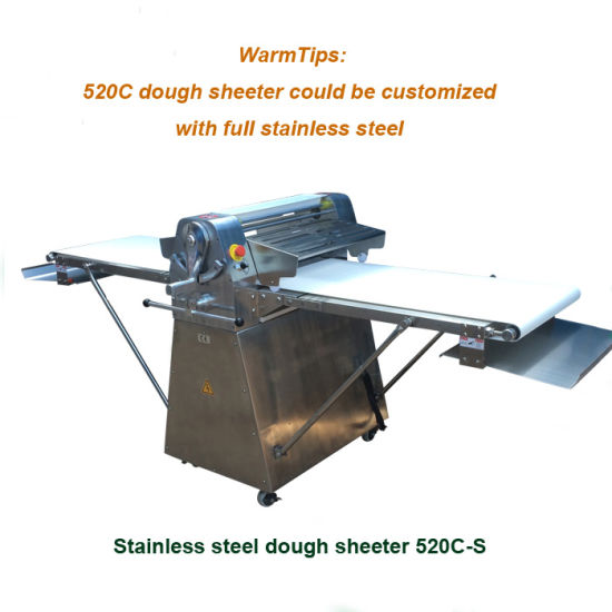 Automatic Dough Pressing Machine/Dough Roller/Dough Sheeter pictures & photos