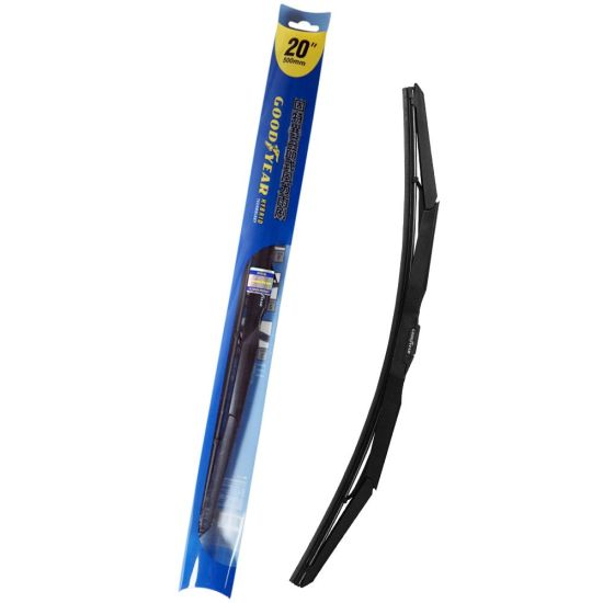 Auto Spare Parts Wiper Blade with Pet Coating