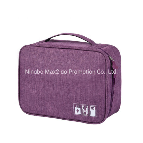 Ginzeal Promotional Print Plain Custom Useful Travel Toiletry Bag