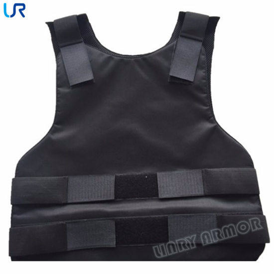 Police Concealable Bullet Proof Vest (Aramid Ballistic Panel)