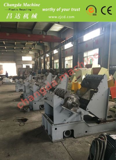 Double Single Shaft Shredder pictures & photos