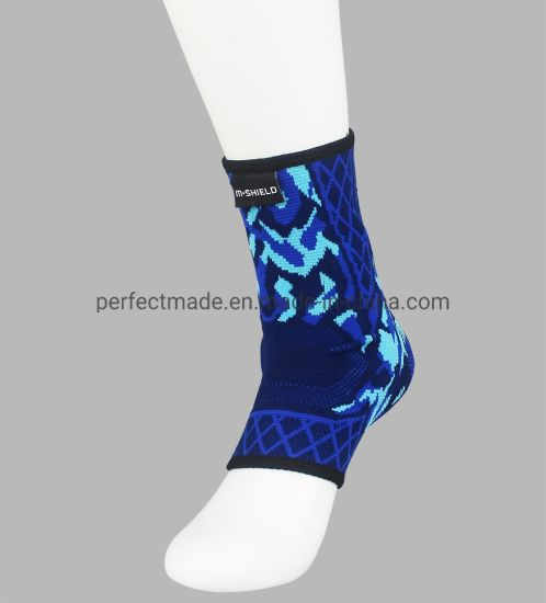 Compression Support Ankle Brace for Sports and Injury Recovery
