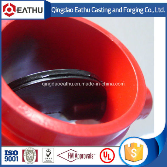 Grooved Butterfly Valve for Fire Fighting pictures & photos