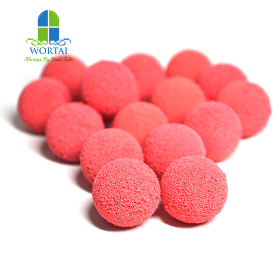 Rubber Sponge Ball for Pipe Cleaning Power Plant Tube Washout Foam Ball pictures & photos