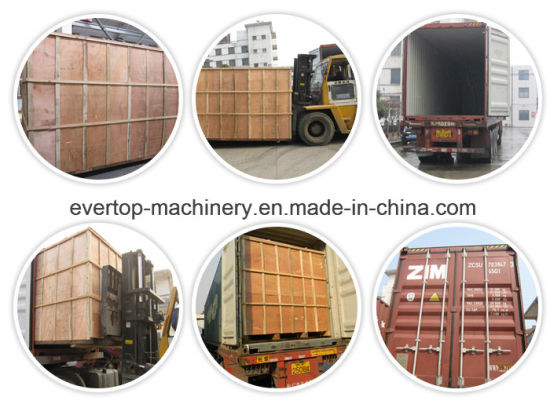Semi-Automatic PE Film Wrapping Machine Packing Equipment pictures & photos