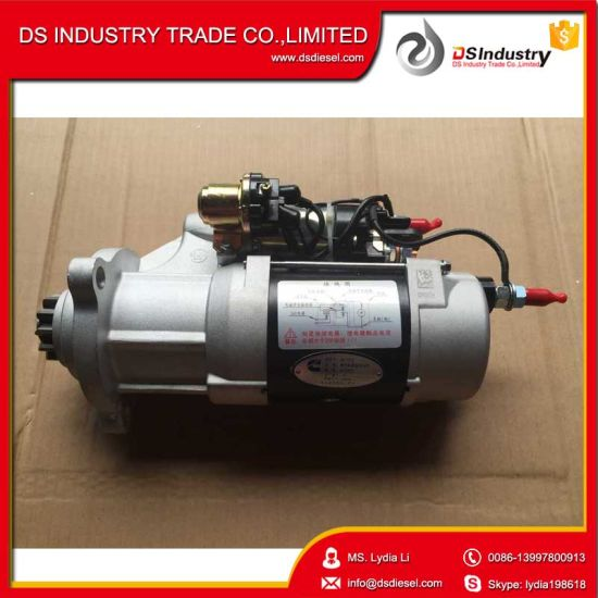 Cummins Nh/Nt855 24V 9kw Starter Motor 5284083 2871252 4078512 3103914 pictures & photos