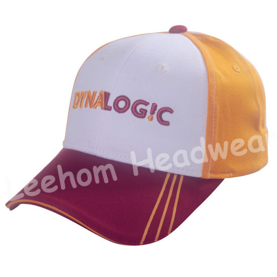 Promotional Constructed 3D Embroidery Baseball Caps pictures & photos