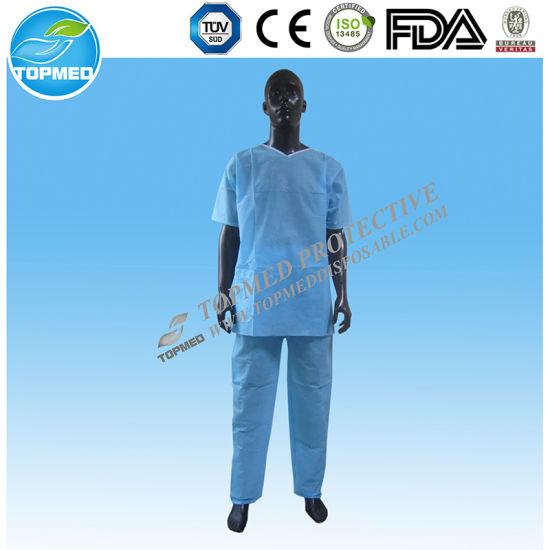 Hospital Medical Scrub Suit for Men