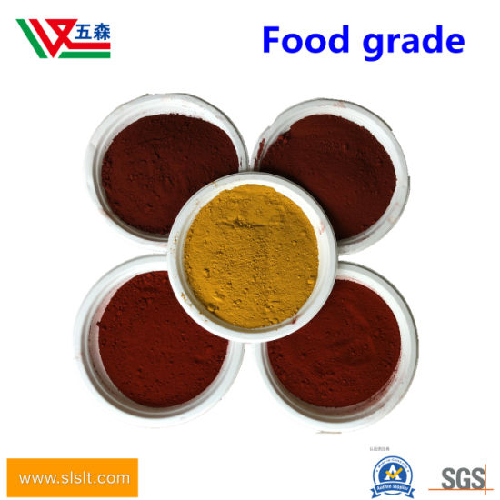 Food Additives, Boards, Fertilizers, Paper, Pesticides, Food Pigments, Red, Black, Yellow and Brown pictures & photos