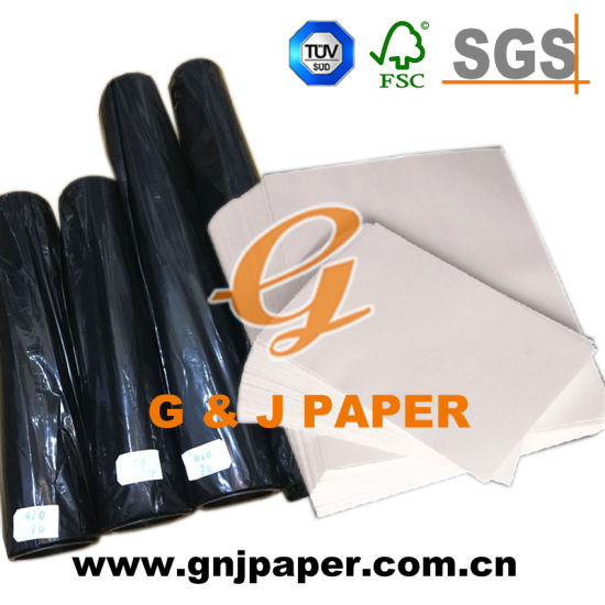 Chinese Rubber Transfer Paper in Sheet with Low Price