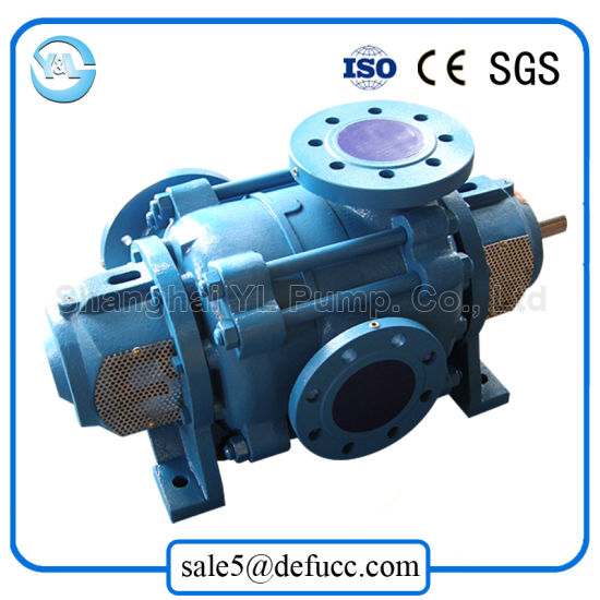 High Pressure Multi-Stage Centrifugal Sewage Pump with Motor pictures & photos