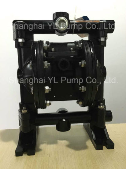 Pneumatic Teflon Diaphragm Al Reciprocating Paint Transfer Pump pictures & photos