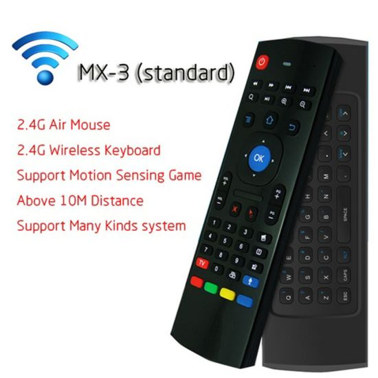 Wireless Remote Controller Keyboard Mx3 Air Mouse pictures & photos