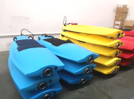 High Quality Light Weight and Factory Prices Soft Top Surf Board pictures & photos