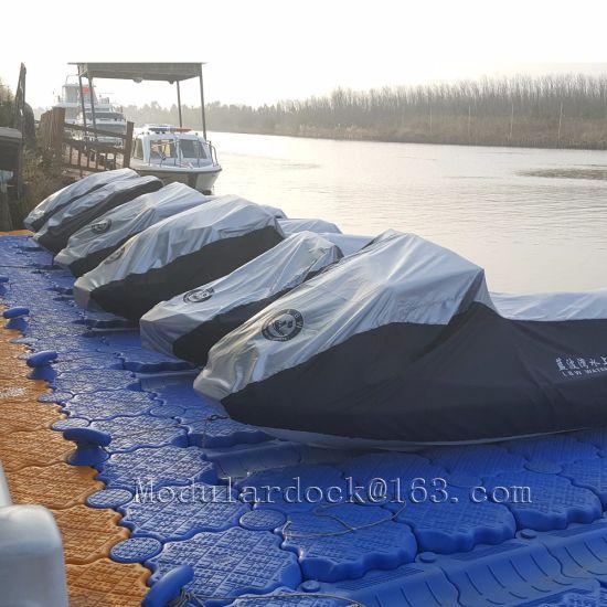 Floating Jet Ski Dock Plans