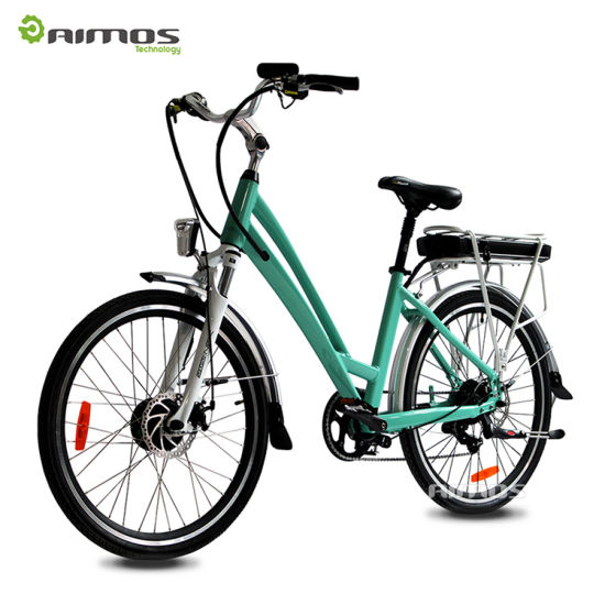 Cheap 250W Green City Electric Bike / 36V 250W Folding Ebike with Ce and En15194 pictures & photos