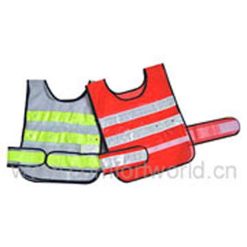 LED Vest Reflective LED Vest