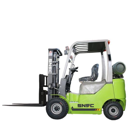 Japan Engine 1.5ton Gas Forklift