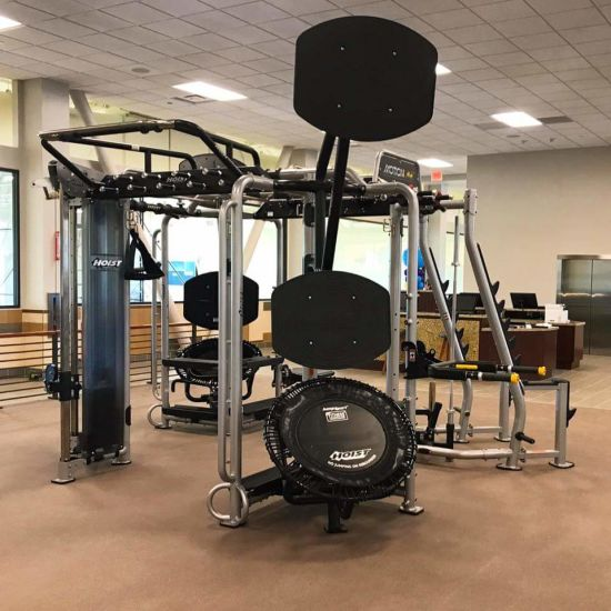 Top Qaulity Hoist Fitness Equipment Motioncage Package 4 (SR1-49) pictures & photos