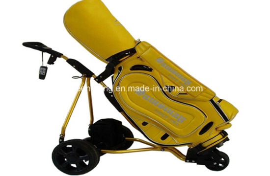 Hot Selling Best Quality Electric Golf Trolley with Tubular Motor