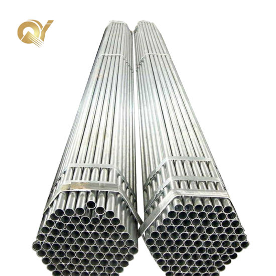 Hot DIP Sch40 A53 API 5L Gr. B Seamless/ ERW Spiral Welded / Alloy Galvanized/Rhs Hollow Section Ms Gi Square/Rectangular/Round Carbon Steel Tube