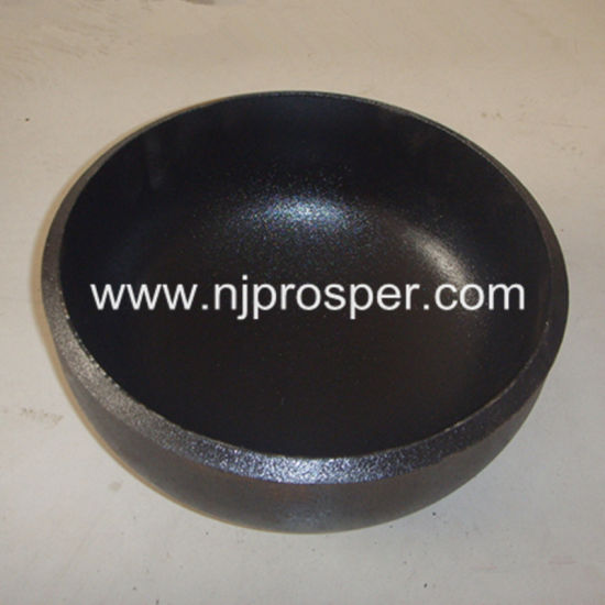 Seamless Carbon Steel Pipe Cap (YZF-P02) pictures & photos