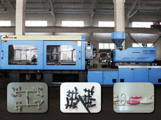 China Small Size Plastic Parts Injection Molding Machine - China