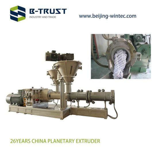 Ht Planetary Extruder for PVC Film Calendering Line