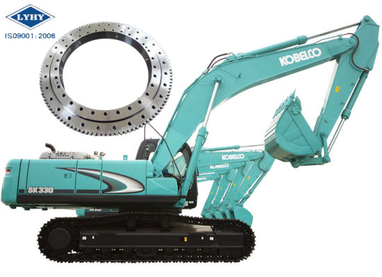 China Kobelco Excavator Slewing Bearing (SK330-6E) - China
