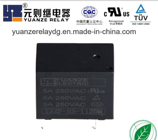 Substitute to Sanyou Sj Relay with Good Quality and Price Relay 5A Relay