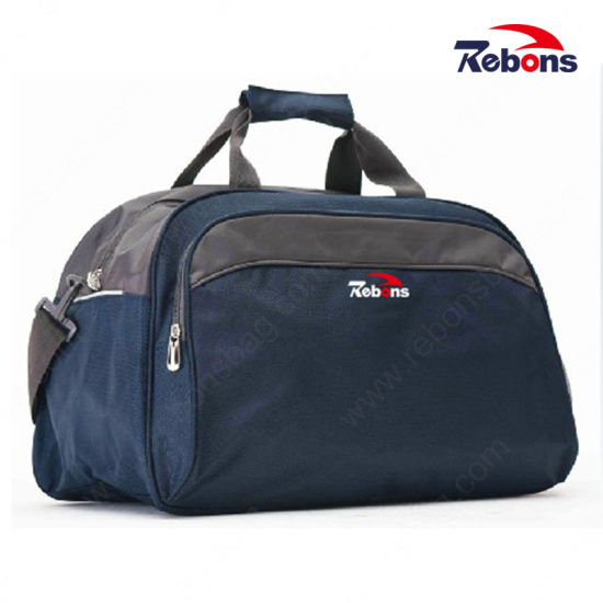 Large Capacity Waterproof Polyester Fashionable Travel Tote Bag