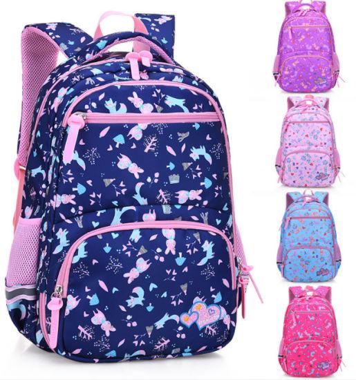 2018 Fashion Backpack Bag Children's Schoolbag Girls' Day Pack