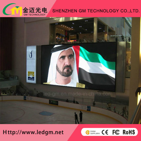 P5mm Indoor Full Color LED Advertising Screen Panel with Fixed and Rental