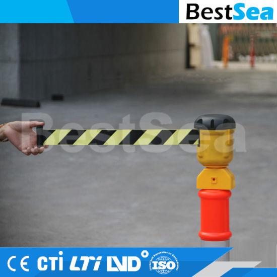 China Traffic Safety Product 9m T-Top Retractable Stripes Tape
