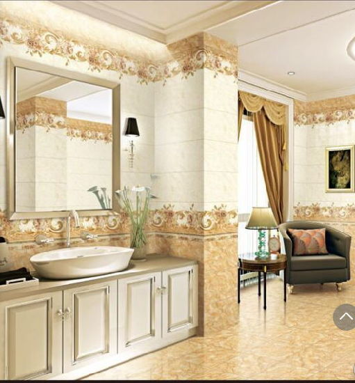 China Building Material 300 600 5d Ink Jet Ceramic Wall Tiles For