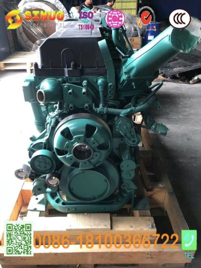 Used Volvo Engines Gear Box Used Truck Parts Engine Part Gearbox Parts Second Hand Engines for Truck Construction Machine
